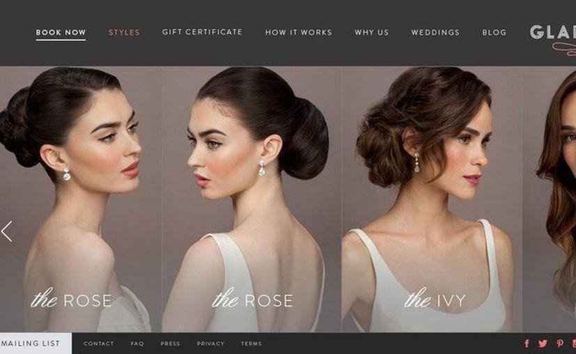 Existen aplicaciones que ofrecen asesoría a las mujeres para conseguir el look ideal. (EFE)
