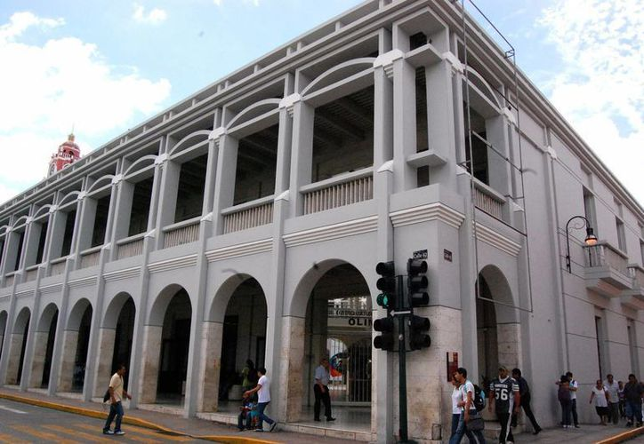 Los trabajos de mantenimiento en el Centro Cultural Olimpo comenzarían a partir de la segunda semana de junio. (SIPSE/Archivo)