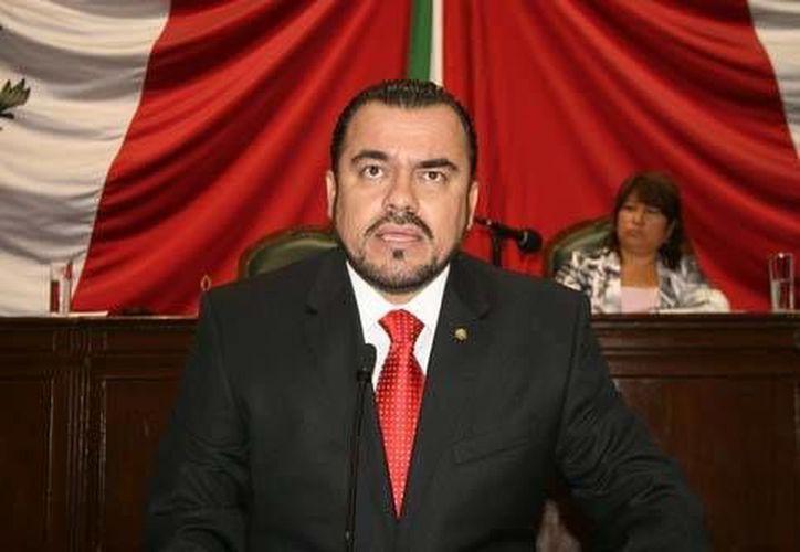 Espín Navarrete ha sido cuestionado por malversación de fondos. (congresomorelos.gob.mx)