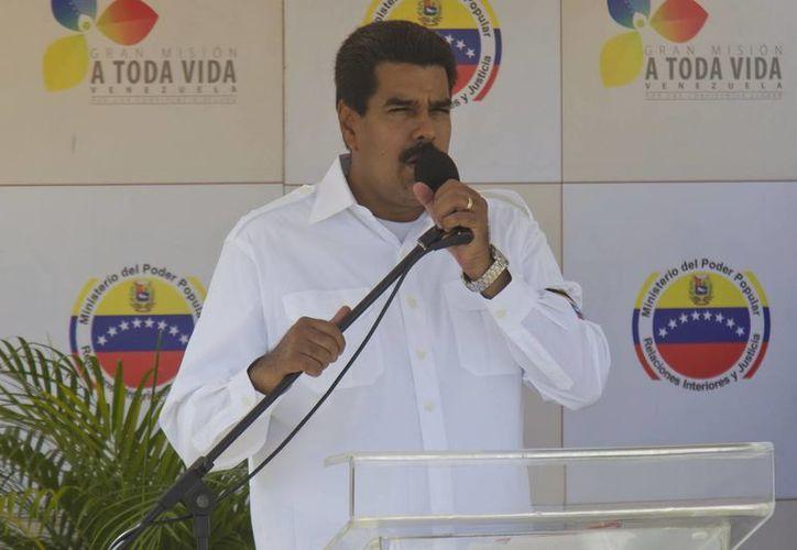 Bolivia será el cuarto país que visita Maduro desde que fue investido presidente de Venezuela. (EFE)