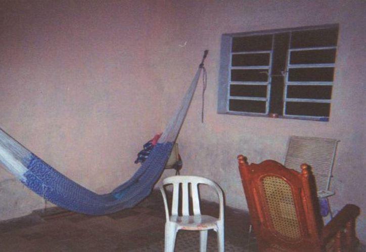 Habitación donde supuestamente 'sentían' la presencia de 'alguien'. (Jorge Moreno/SIPSE)