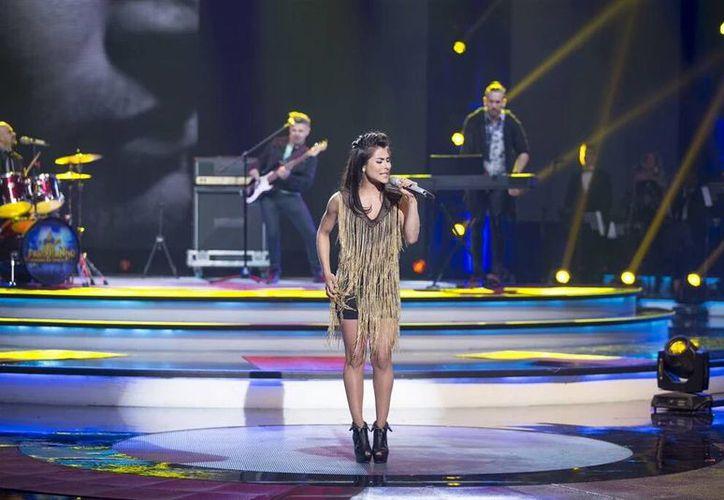 La cantante María León sale de la agrupación Playa Limbo tras 11 años de carrera de musical.(Foto tomada de Facebook/María León)