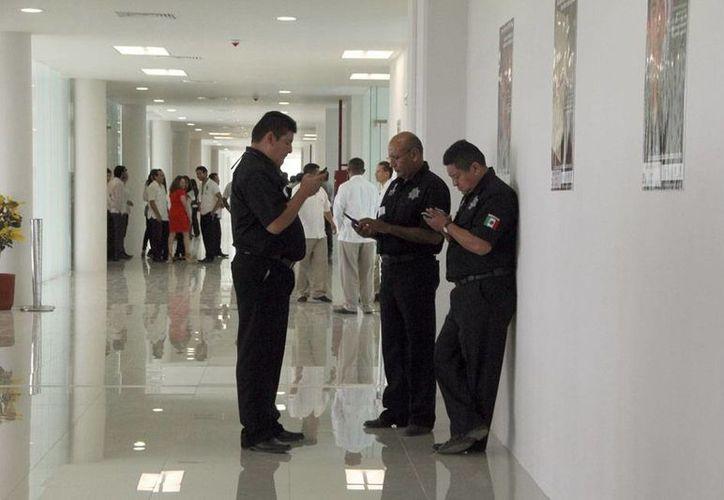 Yucatán destaca por su nivel de empleo y por su seguridad; de esta última, los cuerpos de seguridad forman parte importante. (Archivo/Milenio Novedades)