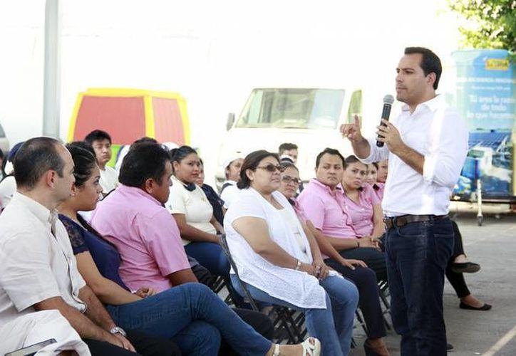 El Alcalde de Mérida exhortó a tomar en cuenta el crecimiento de la ciudades en los ajustes económicos que el gobierno federal realiza debido a la crisis económica. (Archivo/ SIPSE)