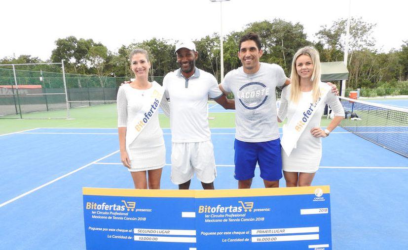 Al final del torneo, los jugadores recibieron premios económicos por parte del patrocinador Bitofertas. (Foto: Raúl Caballero)