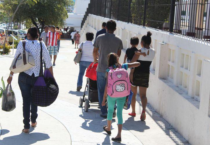 El estado se encuentra en el vigésimo sitio por el número de niños y adolescentes extraviados por el rango de edad de 0 a 17 años. (Joel Zamora/SIPSE)