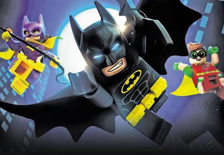 'Batman Lego' se convirtió en la película más taquillera de todo el mundo, tras el fin de semana. '50 sombras más oscuras' ocupó el segundo sitio.