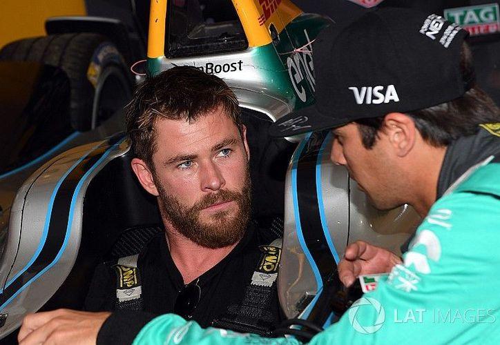 Está listo 'Thor' para evento internacional Indy 500