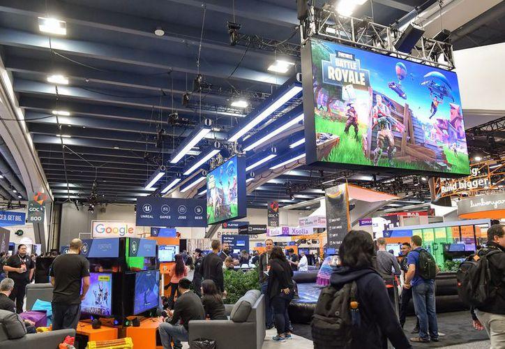 El videojuego es todo un fenómeno mundial. (Wikipedia)