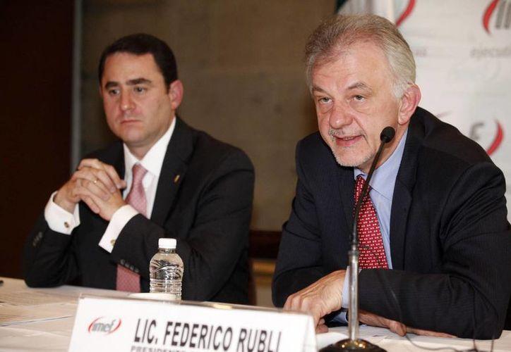 El IMEF recomendó a Banxico mantener una actitud vigilante. (Notimex)