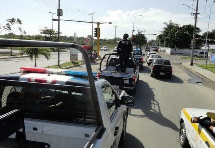 Por segundo mes consecutivo, Quintana Roo se encuentra dentro de las entidades más seguras del país. (Redacción/SIPSE)