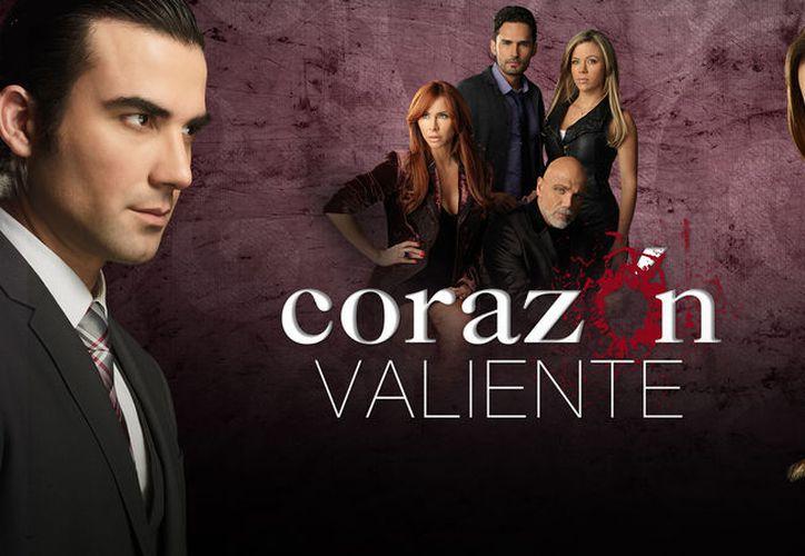 """La actriz participó en la telenovela """"Corazón valiente"""". (Redacción)"""