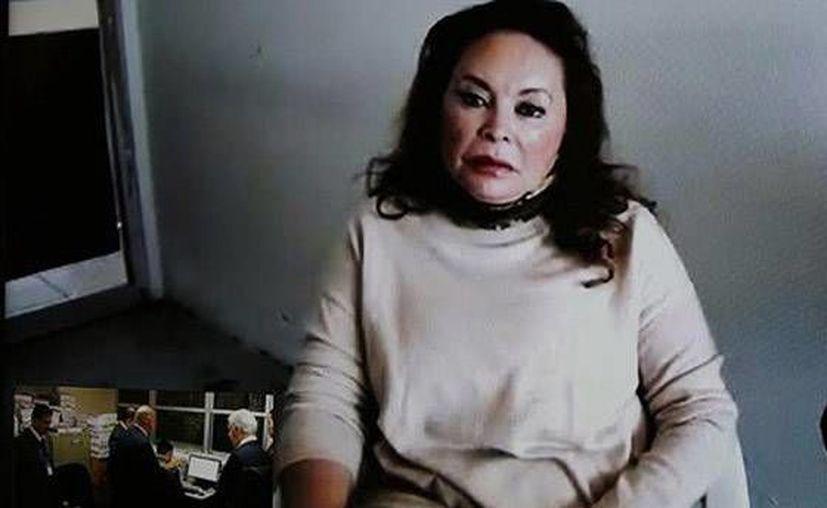 La ex lideresa del SNTE, Elba Esther Gordillo, fue  trasladada el día de ayer del Hospital General Torre Médica de Tepepan al Hospital Ángeles de Interlomas. (Archivo/Agencias)