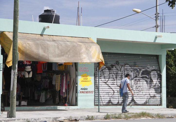 Habitantes de supermanzanas han reportado incremento en la inseguridad. (Tomás Álvarez/SIPSE)