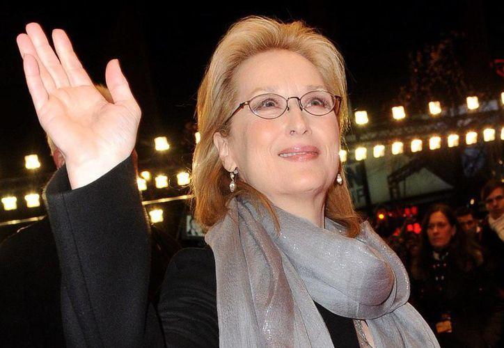 "Meryl Streep ganó su tercer Oscar tras encarnar a Margaret Thatcher en ""The Iron Lady"". (EFE/Archivo)"