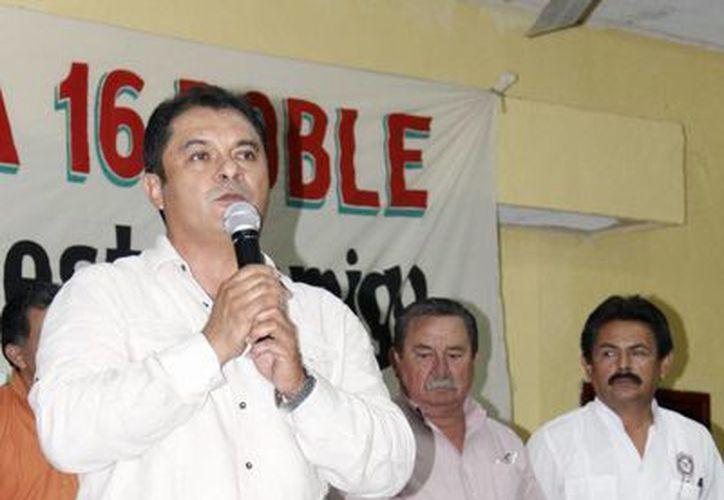 Héctor Fernández Zapata. (Milenio Novedades)