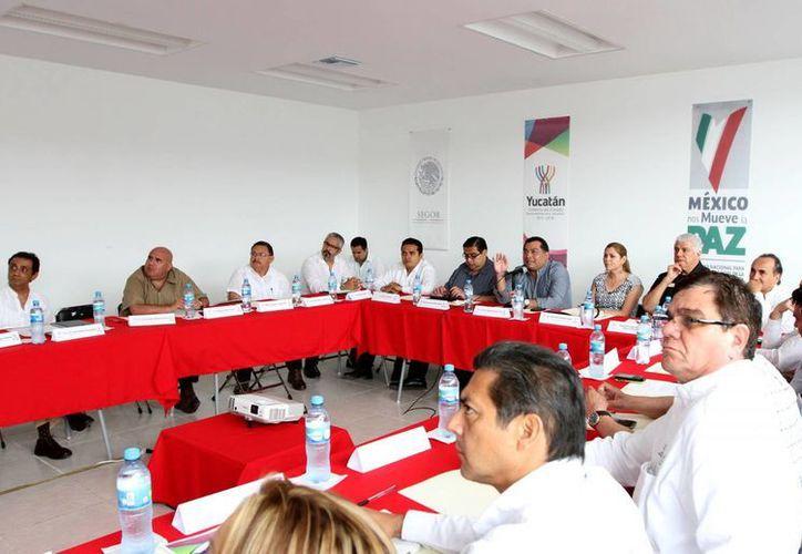 Víctor Caballero Durán indicó que gracias a las medidas de seguridad tomadas por el actual gobierno se han recuperado espacios públicos. (Milenio Novedades)