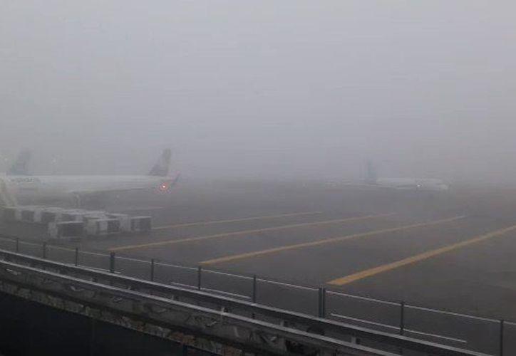 Hasta el momento se desconoce la situación de los pasajeros. (Contexto/ Excélsior)
