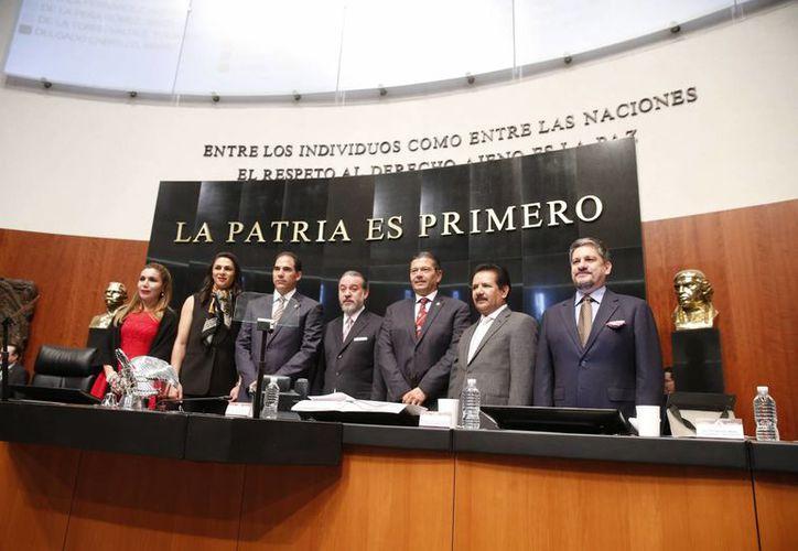 El Senado de la República entregará el 24 de noviembre la medalla Belisario Domínguez post mortem al Ing. Gonzalo Rivas Cámara. Foto de contexto. (Archivo/Notimex)