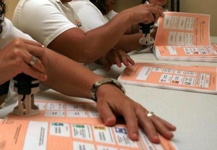 La iniciativa privada espera que impere el orden en la jornada electoral. (Redacción/SIPSE)