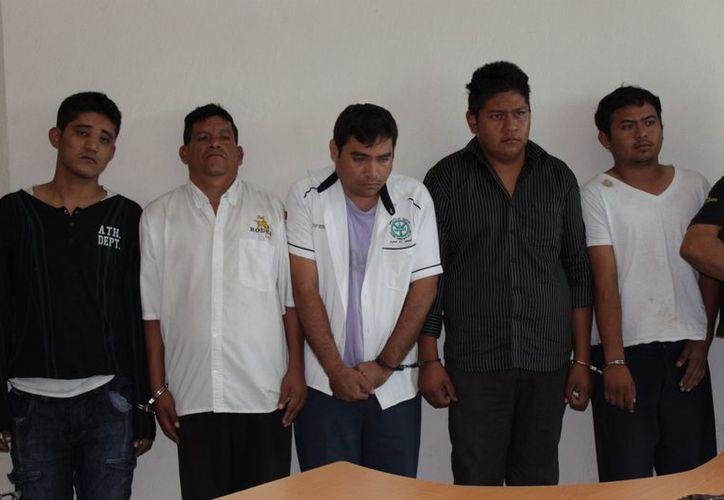 Los presuntos secuestradores pedían tres millones de pesos para liberar a sus víctimas. (Redacción/SIPSE)