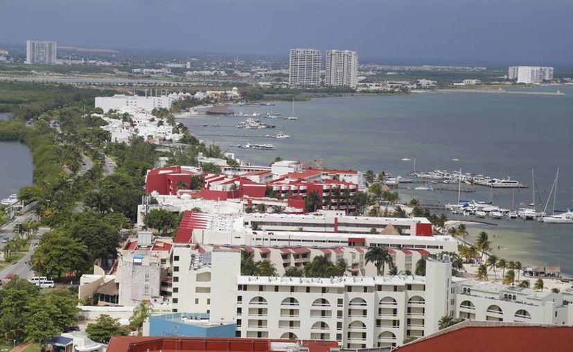 Cancún fue el destino número uno el año pasado. (Israel Leal/SIPSE)