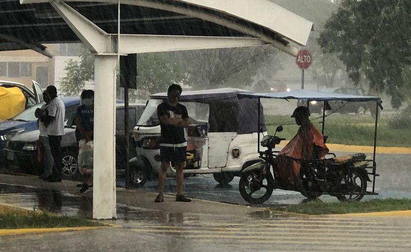 Hay que recordar que septiembre es el mes más lluvioso, por lo que las precipitaciones se darán en los próximos días hasta el fin de semana. (Novedades Yucatán)
