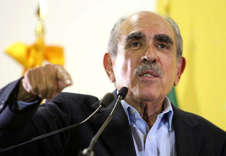 Tras las declaraciones, Pablo Gómez mandó una carta a la dirigente de su partido, Alejandra Barrales. (Foto: Contexto)