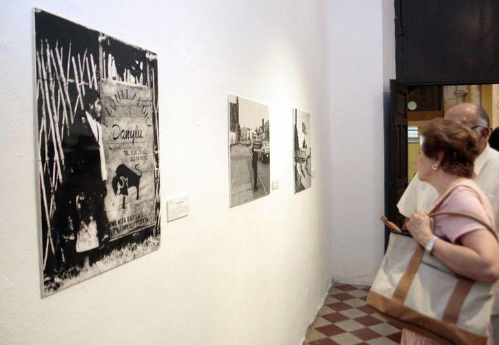 La muestra reúne a 50 fotógrafos y estará abierta hasta el 4 de agosto. (Christian Ayala/SIPSE)
