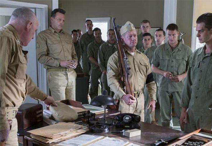 Publican en Twitter el primer poster de Hacksaw Ridge, nuevo filme de Mel Gibson, que no hacía películas desde hace 10 años.  (comingsoon.net)
