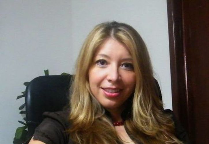 Susan Gómez impartirá un taller de networking en el marco del Tercer Foro Pyme Canacintra Yucatán, en el Centro de Convenciones Siglo XXI, a partir de las tres de la tarde. (Milenio Novedades)
