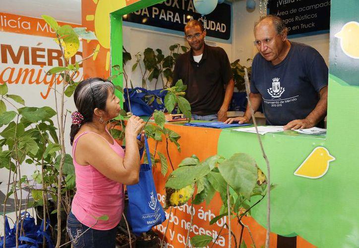 El Ayuntamiento de Mérida busca fomentar entre los meridanos la cultura de protección al medio ambiente. (Cortesía)