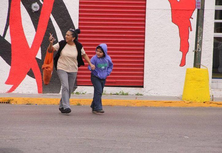 Las temperaturas bajas prevalecerán sobre todo en las mañanas y noches en Yucatán. A mediados de semana se esperaba que los termómetros bajen aún más. (José Acosta/SIPSE)