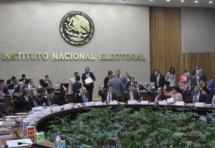 El único partido político que no participará en los foros de análisis organizados por el INE es Morena. Algunos partidos tienen propuestas acerca del deporte, pero otros no. (Foto de archivo de Notimex)