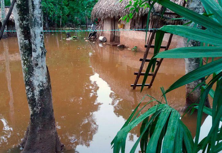 Luego de la intensa sequía de los primeros meses del año, la lluvia ha sido benéfica para el suelo de Yucatán, pero también ha causado estragos en algunas comunidades. (Archivo/SIPSE)