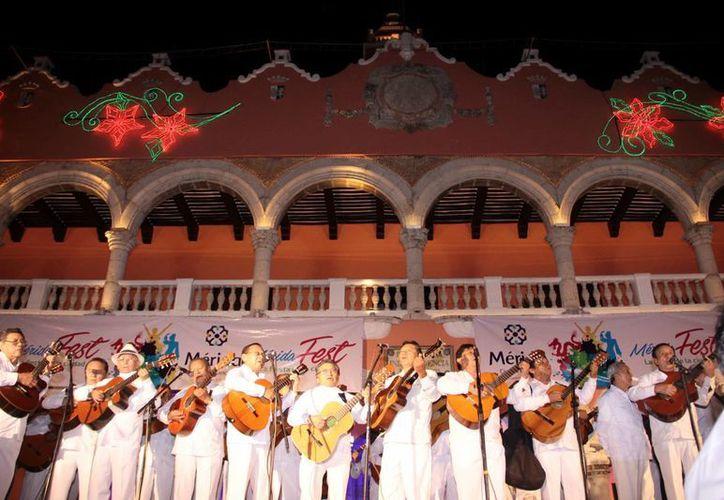 Para el aniversario de Mérida se prepara una magna celebración el próximo fin de semana. (Milenio Novedades)