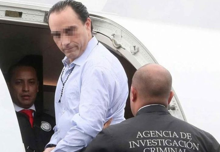 El exgobernador de Quintana Roo, Roberto Borge Angulo enfrenta cargos por lavado de dinero. (eldiariodechihuahua.mx)