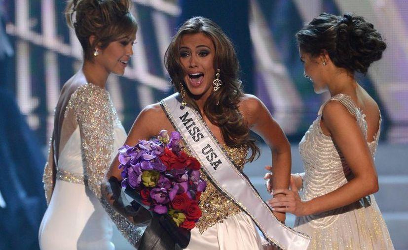 Erin Brady, Miss Estados Unidos, viajará a Moscú por la corona de Miss Universo. (Agencias)