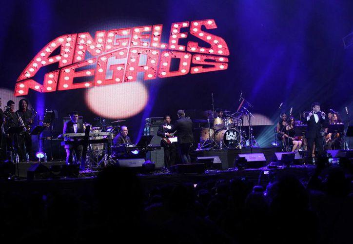 Entre las agrupaciones que se presentarán en el Vive Latino 2015 se encuentran Los Angeles Negros. (Archivo/Notimex)