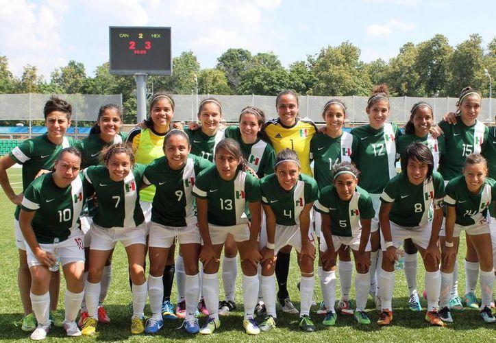 México deberá emplearse a fondo para eliminar a Sudáfrica, que dejó fuera al campeón vigente Japón. (Notimex)
