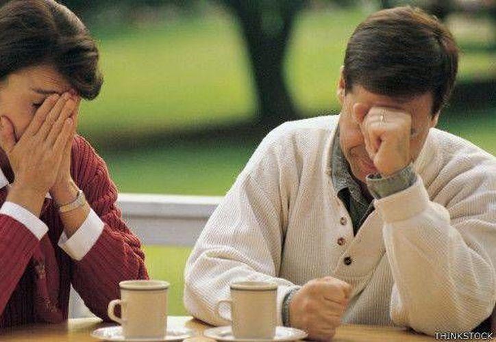 Según un estudio científico, los hombres tardan más en 'superar' una ruptura amorosa. (Contexto/Internet)
