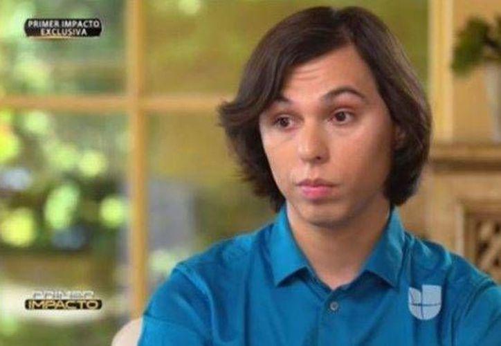 Joao es el segundo hijo biológico de Juan Gabriel confirmado por una prueba de ADN. El primero fue Luis Alberto Aguilera. Ambos viven en EU. (Foto especial tomada de.elsoldemexico.com.mx)