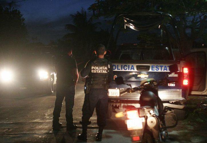 Aseguran que los rondines policíacos han disminuido en Chetumal. (Harold Alcocer/SIPSE)