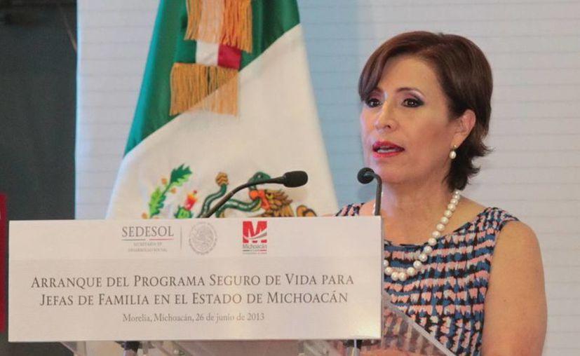 Robles Berlanga: tenemos que atacar la pobreza rural pero también la urbana. (Notimex)
