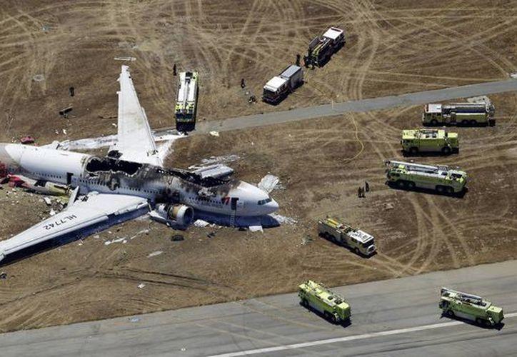 Hasta hoy el accidente del 6 de julio ha cobrado la vida de tres personas y decenas convalecen lesionadas. (Agencias)