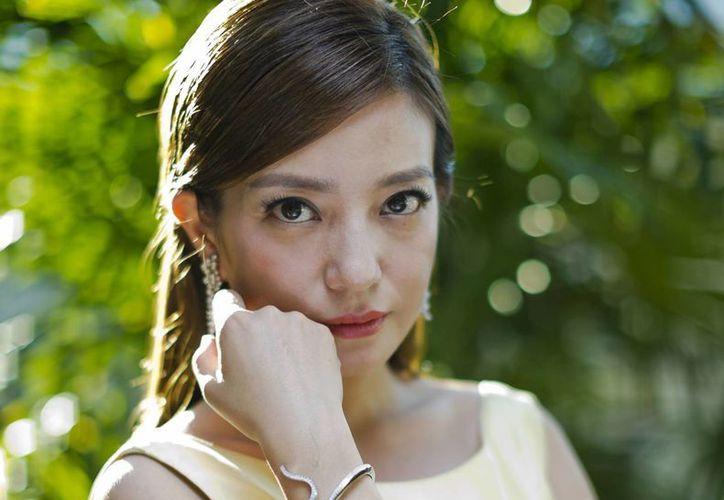 """Zhao es una de las estrellas de cine más populares y ricas de China, protagonista de """"Red Cliff"""", de John Woo.(AP)"""