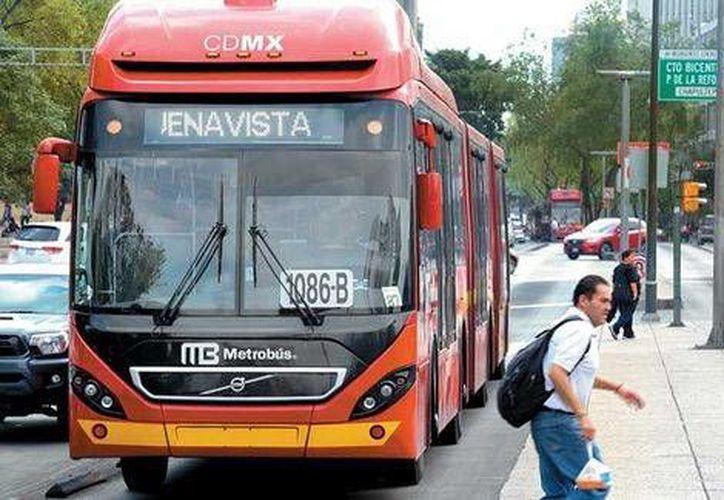 Transportistas de la Ciudad de México presentarán la próxima semana una propuesta de tarifa. (Milenio)