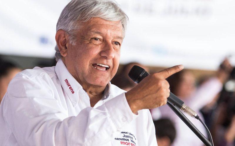 López Obrador tuvo un encuentro con la Confederación Patronal de la República Mexicana (Coparmex). (El Siglo de Torreón)