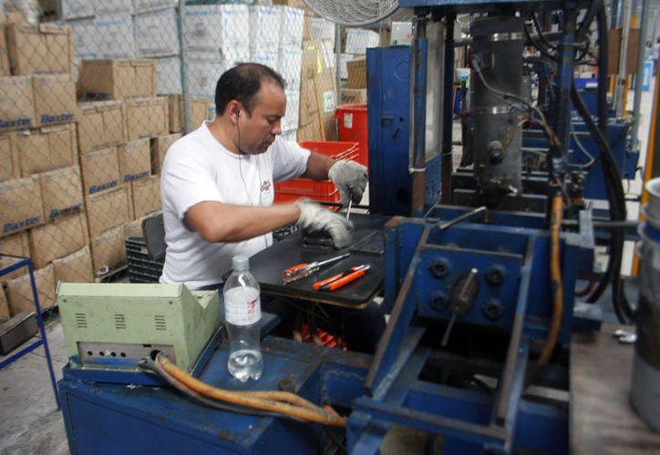 Las grandes empresas reportan planes de contratación sólidos. (Novedades Yucatán)