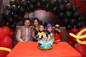 Cumpleaños de Bruno Cervera Bassó